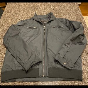 Used XL Adam Levine nylon Jacket